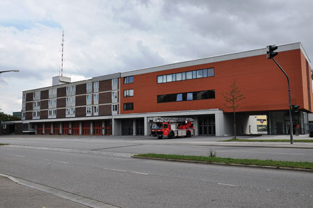 1 The front view of the Regensburg CFD main building. (Photos by author