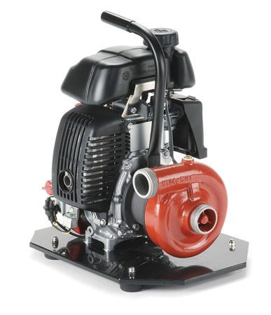 11 The Wick 100-4H is a mini slip-on pump made by Mercedes Textiles for ATVs and UTVs. (Photo courtesy of Mercedes Textiles)