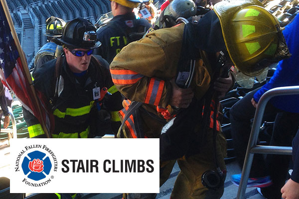 NFFF Stair Climbs