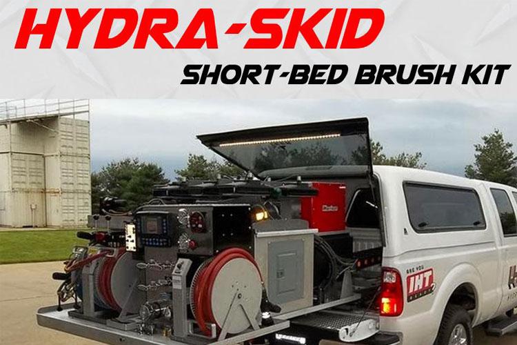 Hydra Ski Short-Bed Brush Kit