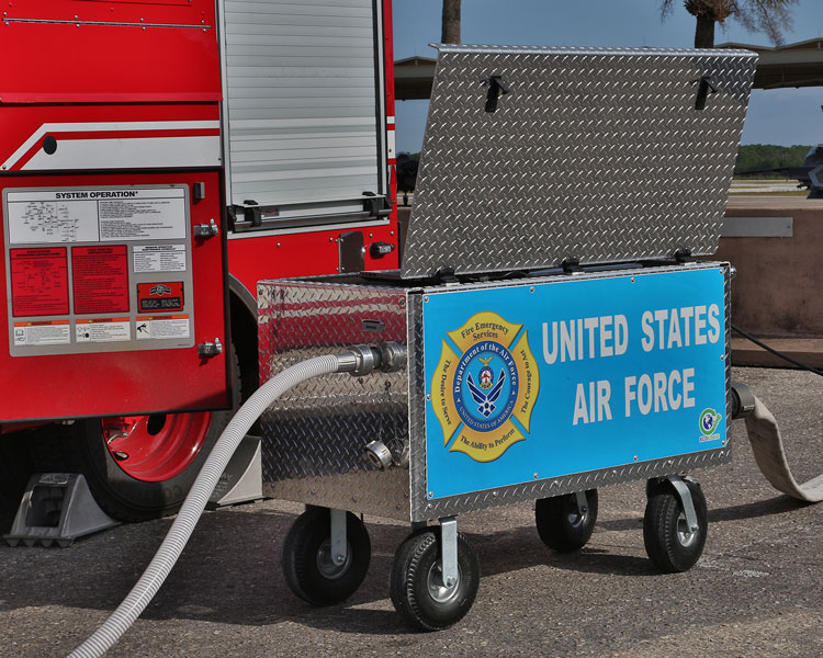 E-ONE Receives Order from U.S. Air Force for ECOLOGIC® Testing Systems