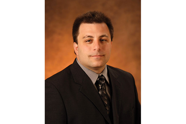 3 Rob Messina helps lead Oshkosh Corporation as its chief technology officer.
