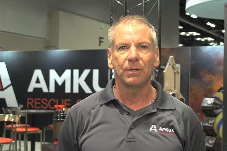 Bob Linster of AMKUS