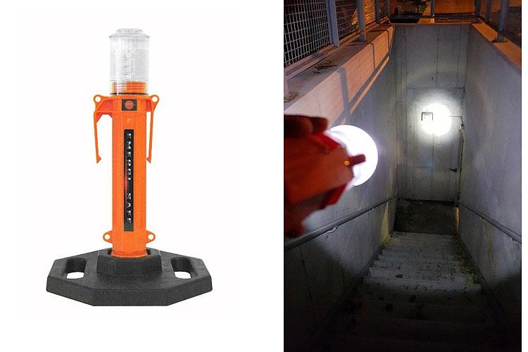 EMERGI-SAFE 5-in-1 Emergency Flashlight