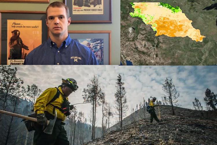 SD Mines professor on wildfire prediction tech