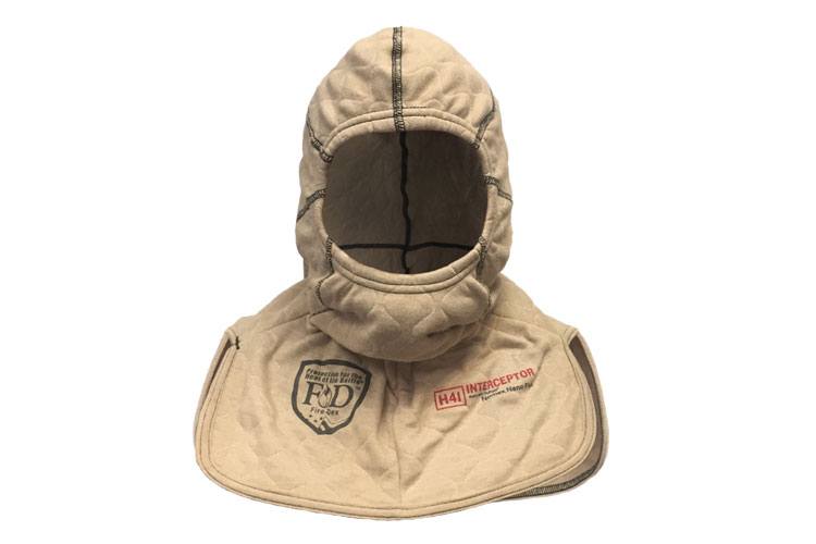 1 Fire-Dex/TECGEN manufactures PPE to combat both the number one (cancer) and number two (heat stress and cardiac fatigue) causes of firefighter-related deaths. (Photos courtesy of Fire-Dex/TECGEN