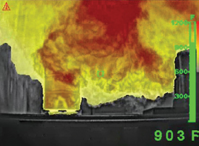 2Your TIC can help you recognize preflashover signs.