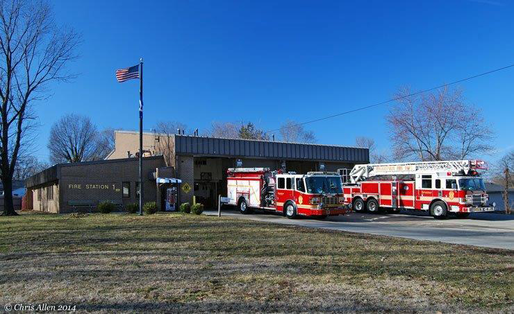 Indianapolis Fire Station 1