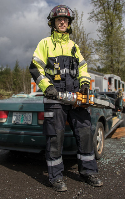 5Trex Gear made by Crew Boss PPE is made to meet the NFPA standards for wildland firefighting and rescue operations.