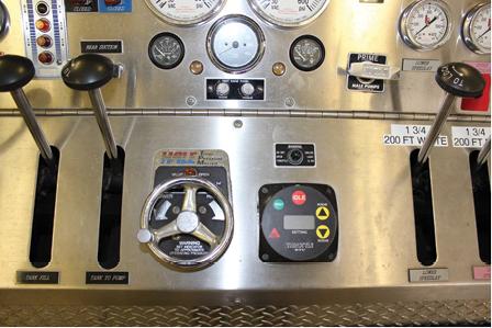 5Discharge pressure relief valves.