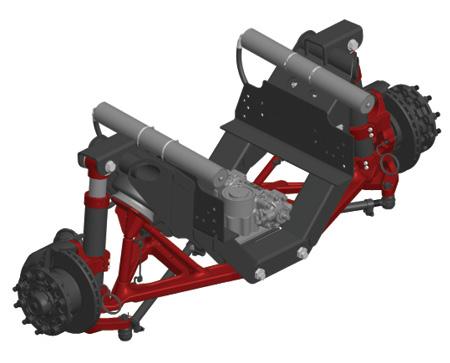 Reyco Granning ComfortMaster next-generation IFS suspension family