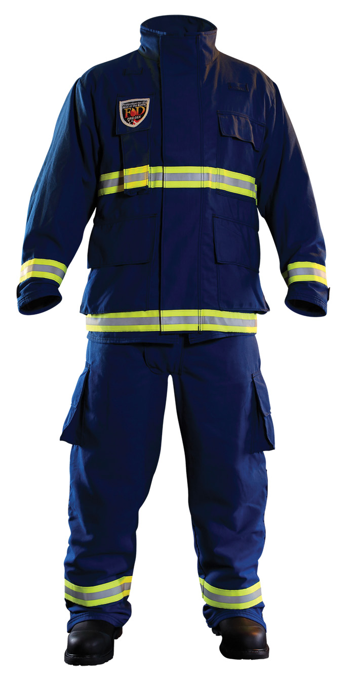Para-Dex EMS PPE made by Fire-Dex can be customized and built to order.