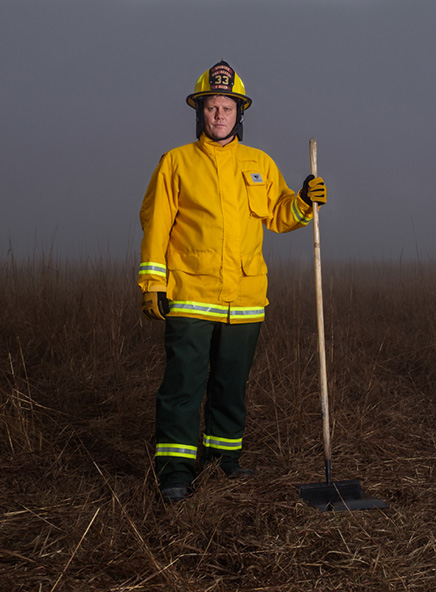 Veridian makes single-layer wildland PPE and technical rescue gear with two choices of outer shell: TenCate Defender M and TenCate Brigade with Nomex. (Photos 11-13 courtesy of Veridian.)