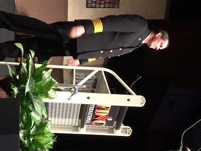 Steve Pegram Keynote Speech