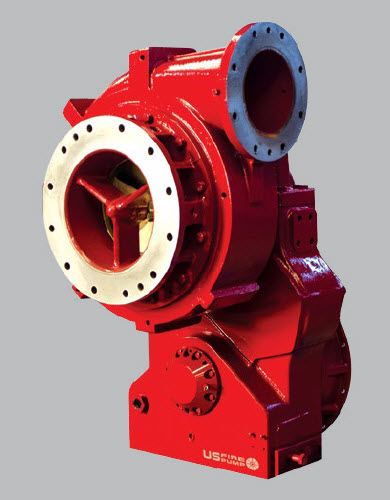 US Fire High Velocity Pump