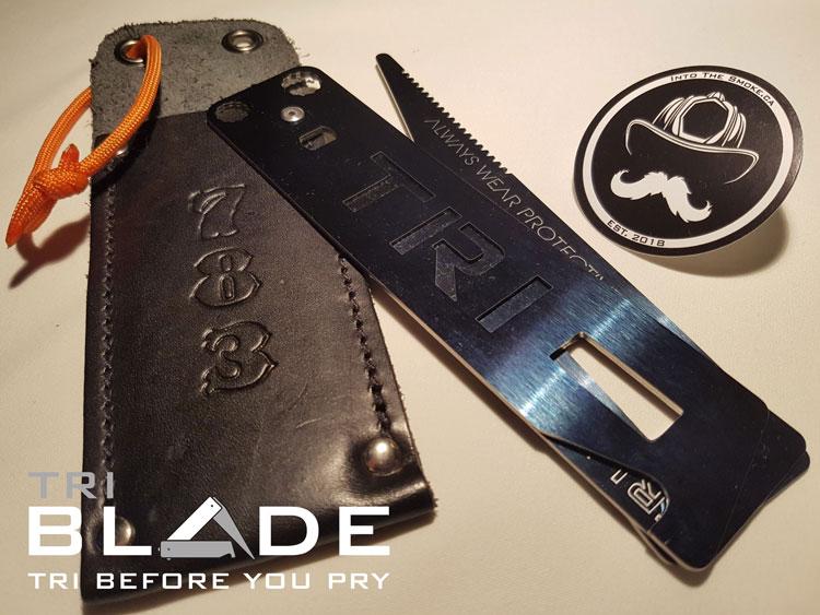 The Tri-Blade