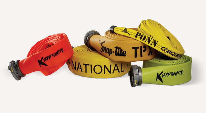 Besides Kryptonite, All American Hose also makes supply lines under the National, Snap-tite, and Ponn brands.