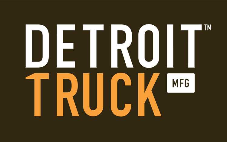 Detroit Truck logo