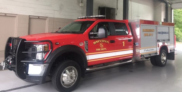 Fouts Bros.—Smyrna (GA) Fire Rescue rescue.