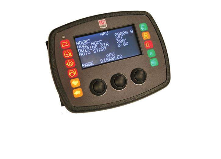 The digital control module used on the SG-09 APU.