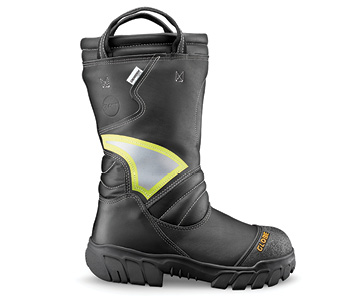 The Globe Supreme® is another all leather structural fire boot made by MSA Safety/Globe.