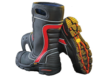 Fire-Dex has introduced the FDX200 heavyweight leather structural boot that is lined with a GORE CROSSTECH® moisture barrier to protect against liquid, bacterial, and chemical hazards.