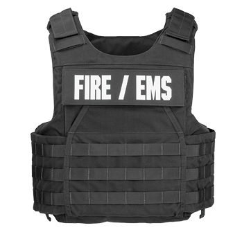 Armor Express makes the Hard Core FE body armor carrier that has a dynamic armored cummerbund for additional side protection. (Photo 9 courtesy of Armor Express.)