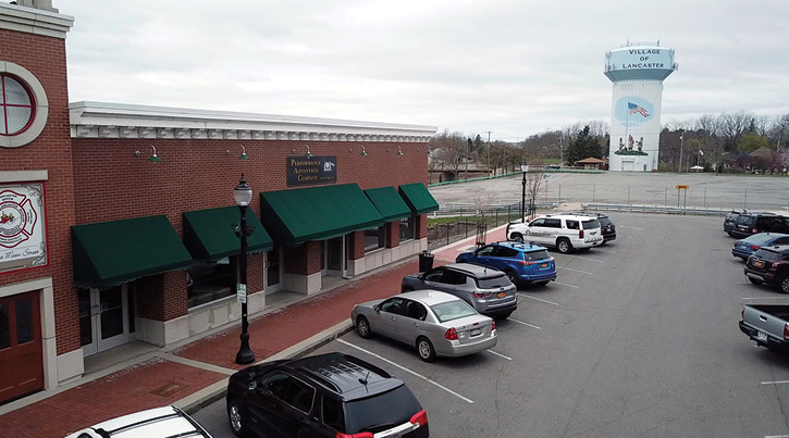 Lancaster, New York, is the home of Performance Advantage Company's 26,000-square-foot headquarters.