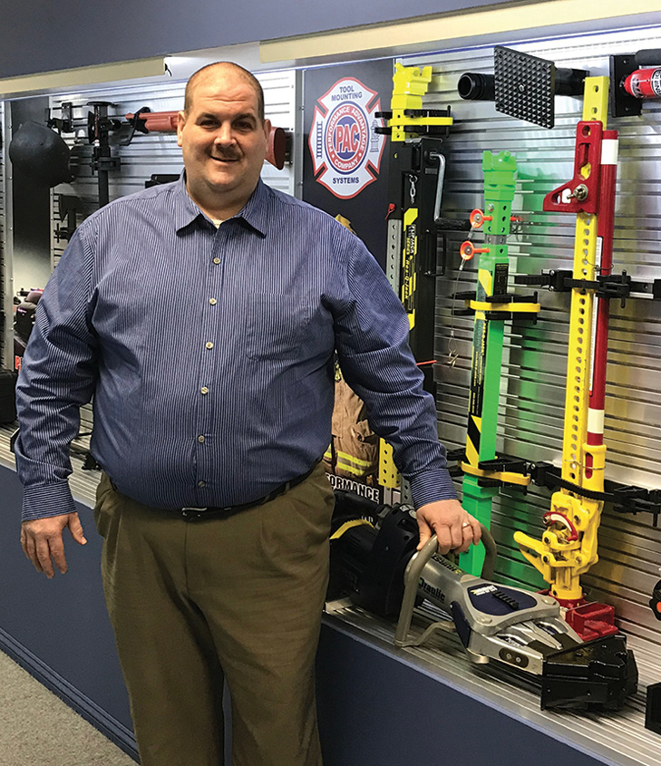 Tom Trzepacz is in charge of the technical support and training for several divisions of Performance Advantage Company, including the fire service. He is also chief of the Bowmansville (NY) Volunteer Fire Association.