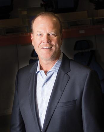 Kent Tyler, president, the REV Fire Group.
