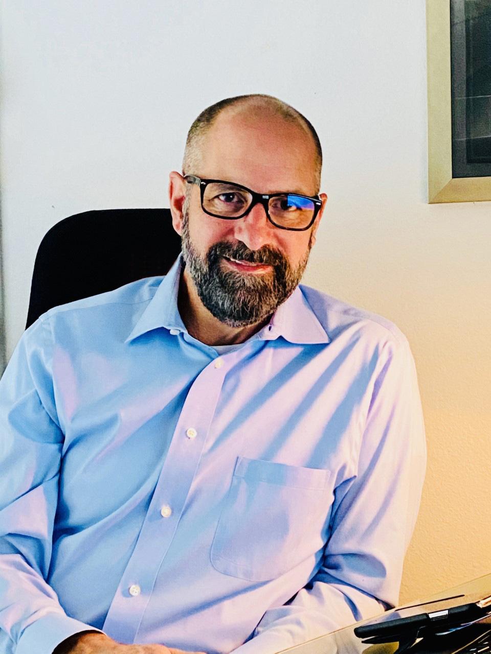 Mike Virnig, vice president of sales.