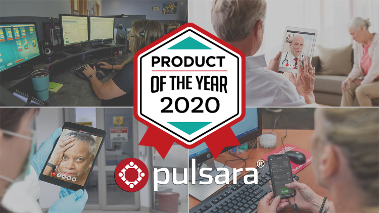 Pulsara Named 2020 Winner in the BIG Award for Business