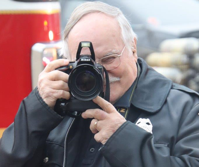 Indianapolis Mourns Passing of Fire Photographer, Historian