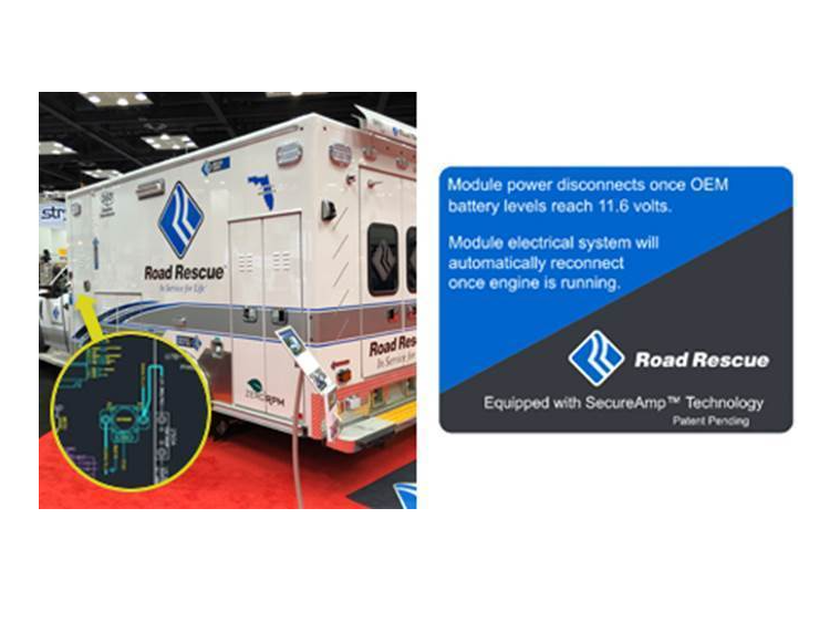 Road Rescue® Launches SecureAmp™ in Its Vehicles