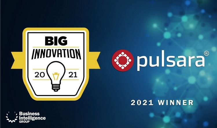 Pulsara Wins 2021 BIG Innovation Award
