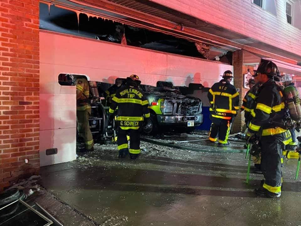 Muhlenberg Township Fire & Rescue 66 photo