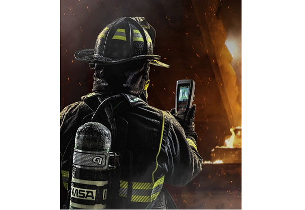 Breakthrough Technology for Firefighter Search and Rescue Now a Reality from MSA Safety