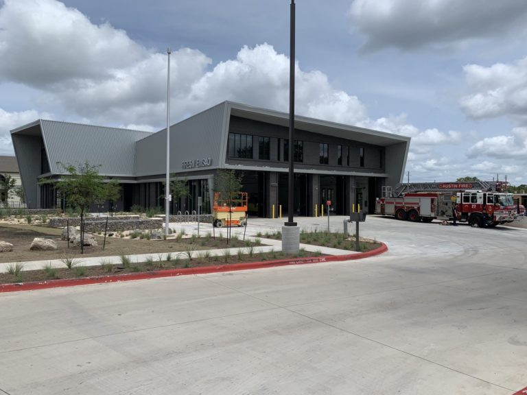 Austin (TX) Fire Department's Station 51 Open for Business