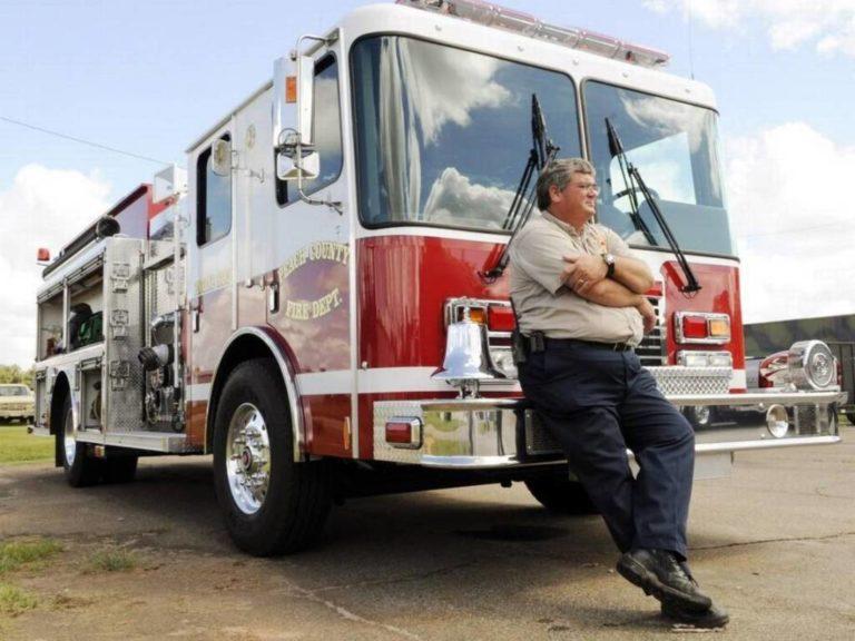Peach County (GA) Fire Chief Says He Needs New Apparatus