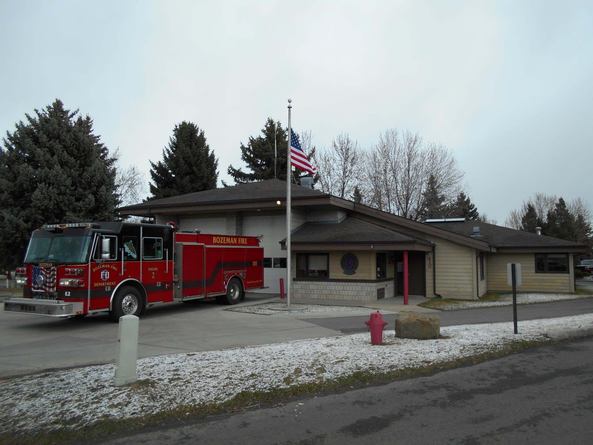 Bozeman (MT) Firefighters Seek Voter Approval for New Station