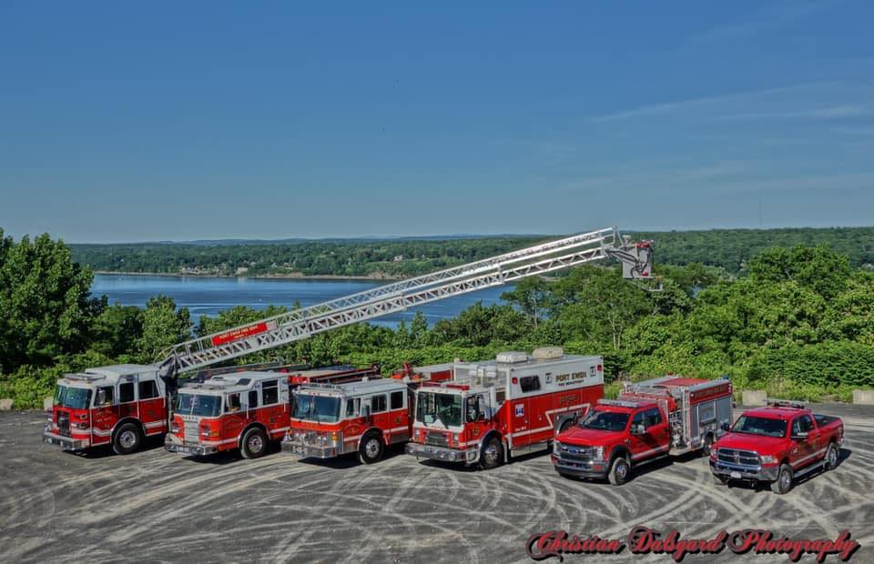 Port Ewen (NY) Volunteer Fire Department Getting New $6.5M Station