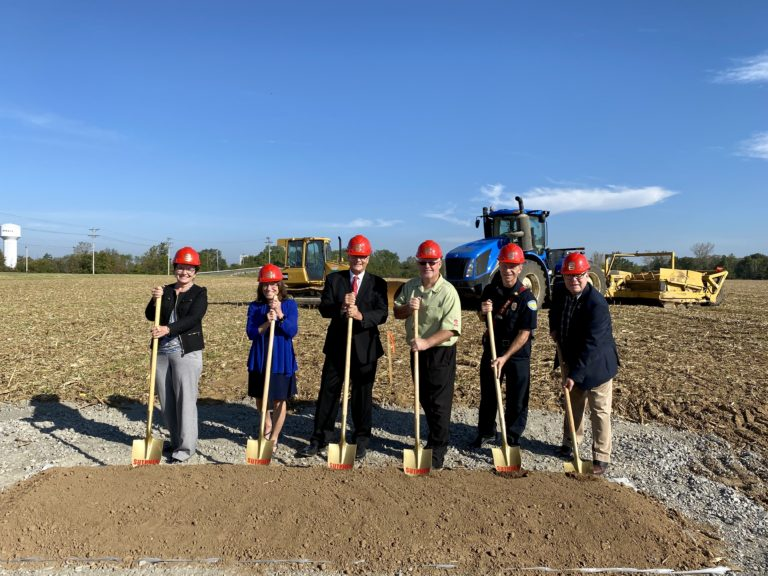 Sutphen Corp. Breaks Ground on New Facility in Urbana (OH)