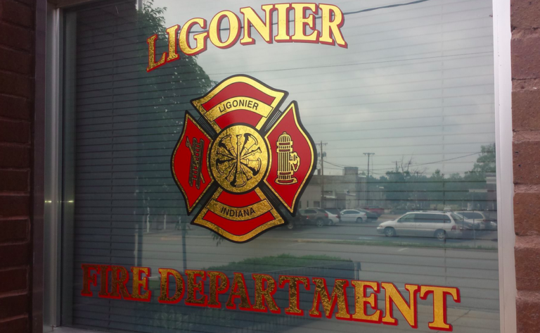 Ligonier (IN) Fire Station Construction Nears Completion