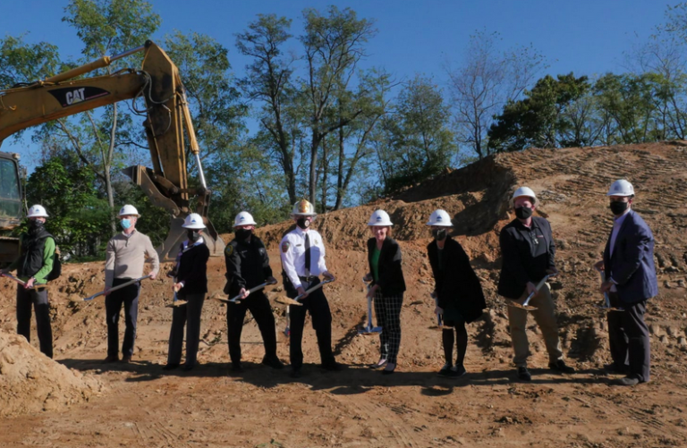 Asheville (NC) Holds Groundbreaking for Fire Station