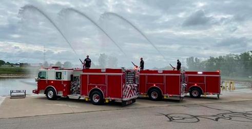 Garden Spot Fire Rescue (PA) Debuts Fire Apparatus