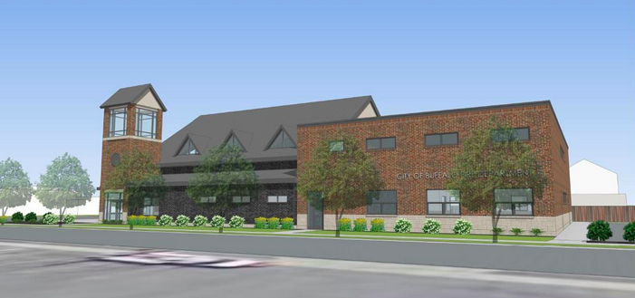 New Fire Station Proposed for Buffalo (NY)