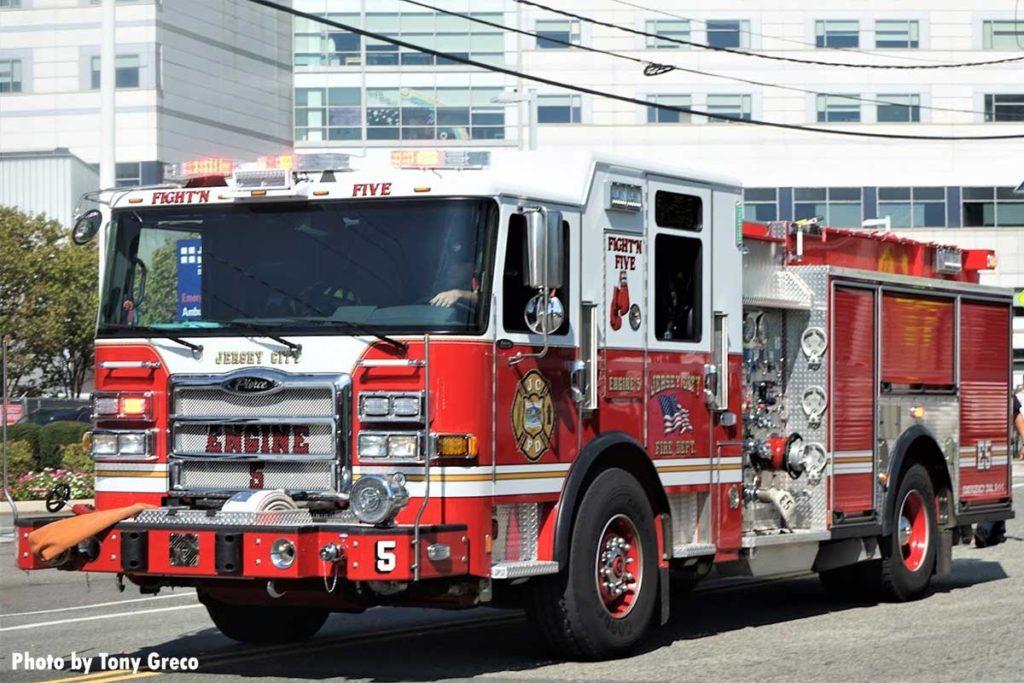 Jersey City Engine 5