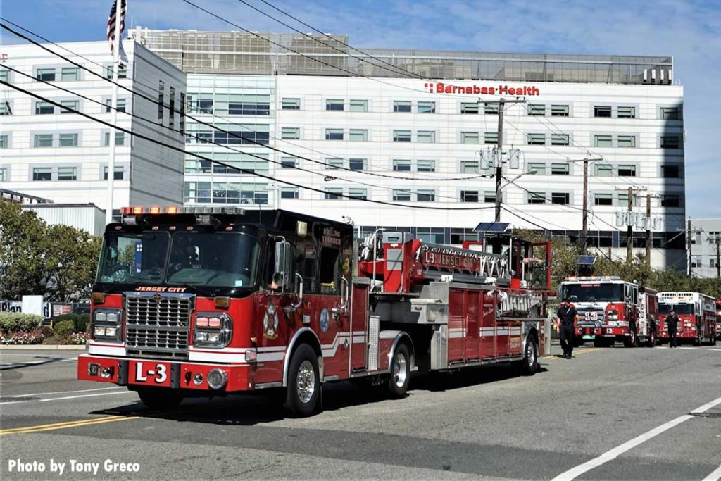 Jersey City Ladder 3