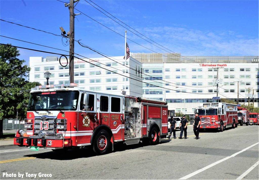 Jersey City Engine 13