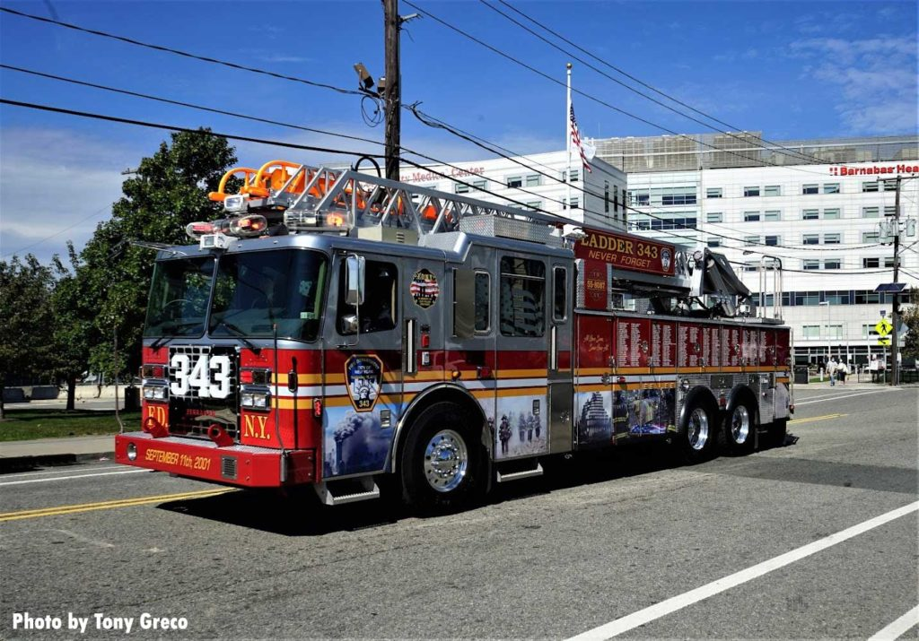 Ladder 343 FDNY